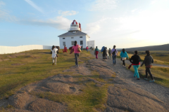 ANC Women's Group: A Visit to Cape Spear