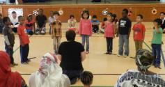 Summer Program for Children Closing Ceremony