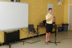 Summer Enrichment Program Closing Ceremony