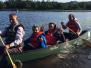 ANC Men's Group: Canoeing