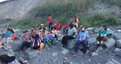 ANC Women's Group: A Visit to Middle Cove Beach