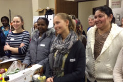 ANC Women's Group: Cooking Together