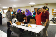 ANC Women's Group: Fall Cooking