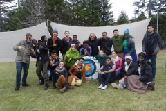 ANC Young Adult's Group: Visit to Rotary Sunshine Park.