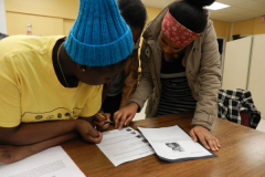 ANC Youth Group: Black History Month