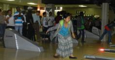 Bowling at Holiday Lanes