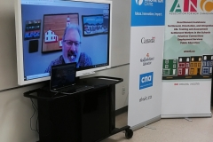 Advisor Ivan Emke via Skype