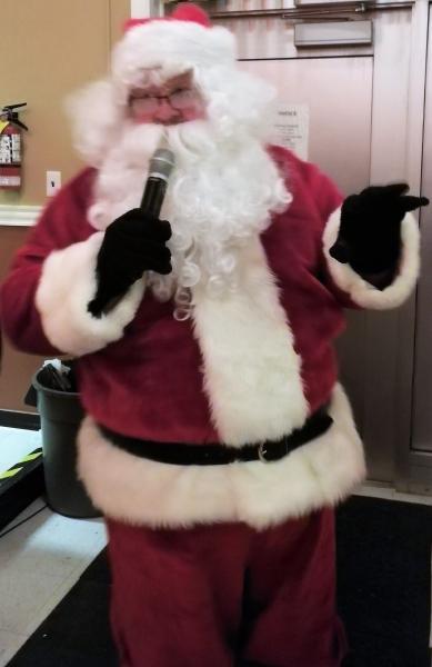 8 Santa