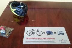 RNC Bike Safety Demonstration