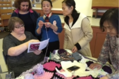 Women's Group: Knitting