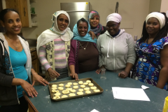 Women's Group: NL Baking