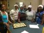 Women's Group: NL Baking