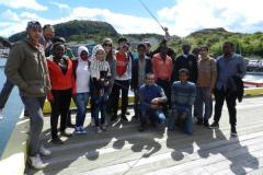 Youth Group: Fishing in Quidi Vidi