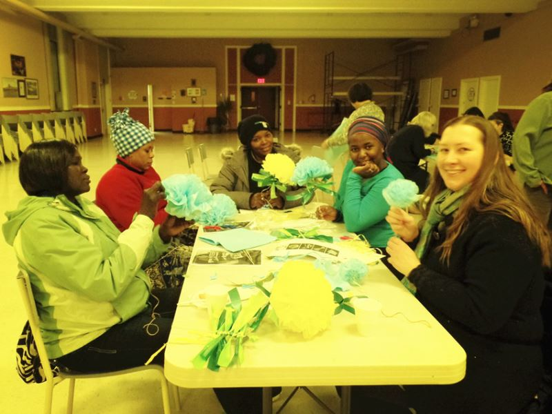 Women's Group: Tea Party and Crafts
